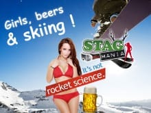 ski stag weekends
