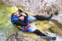Canyoning for stag weekends