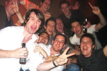 Pub crawl for stag weekends