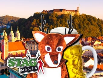 Ljubljana stag weekends