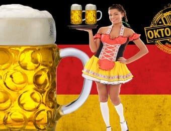Oktoberfest stag weekends
