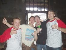 Sofia stag weekend