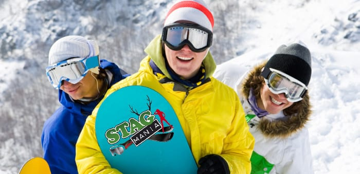 Ski stag weekends in Bulgaria and Slovenia