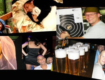 Sofia stag weekends